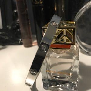 """Jewelry - """"Love style""""bracelet with faux diamonds"""